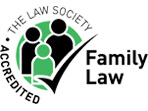 accredited family logo